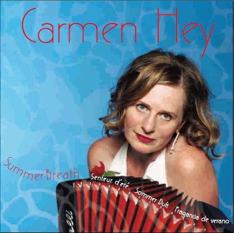 Carmen Hey Musette Akkordeon
