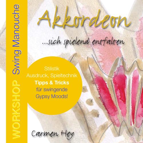 Akkordeon Workshop mit Carmen Hey & Martin Weiss Swing Manouche
